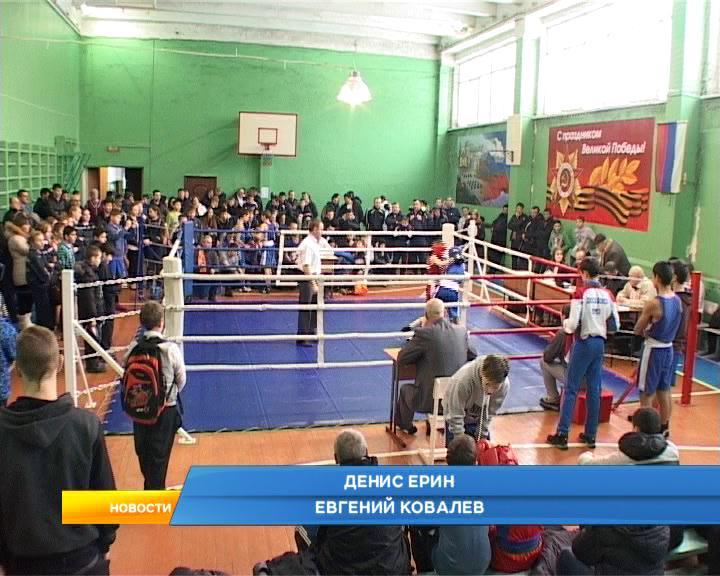 Первенство области по боксу среди юниоров