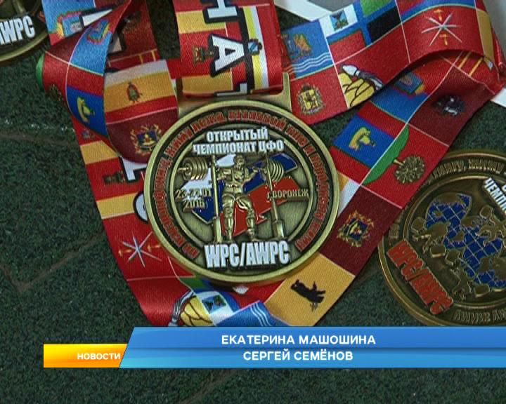 12 медалей тяжелоатлетов