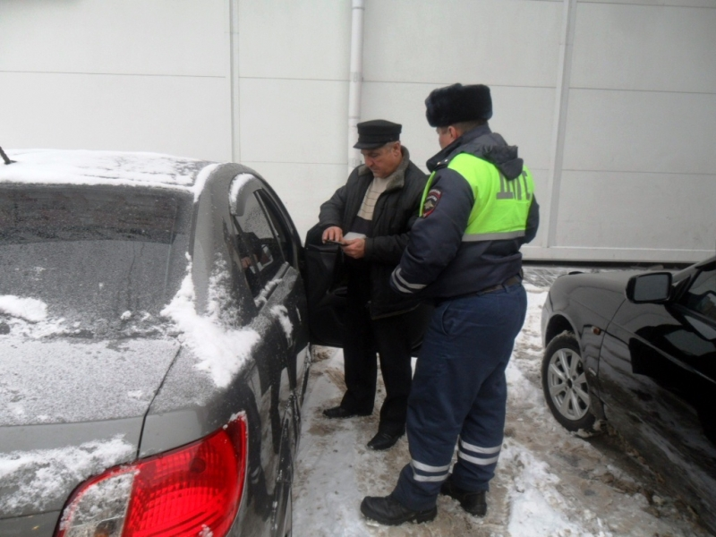 Проверили парковки инвалидов