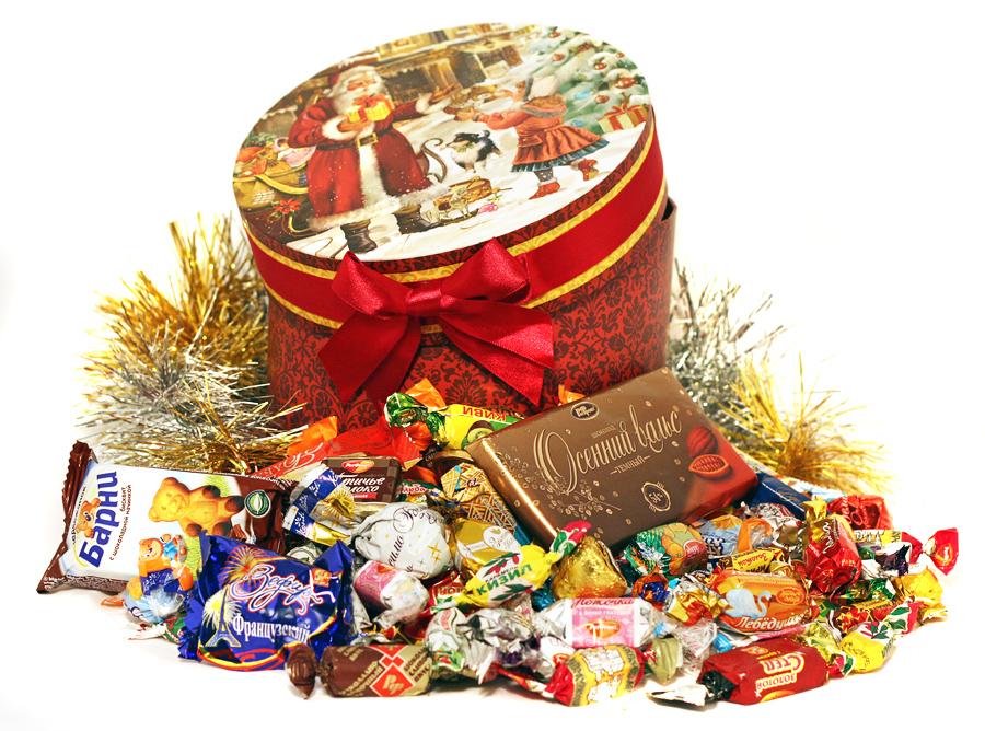 Проверили новогодние подарки