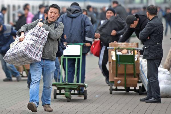 В 30 раз больше нарушений миграции