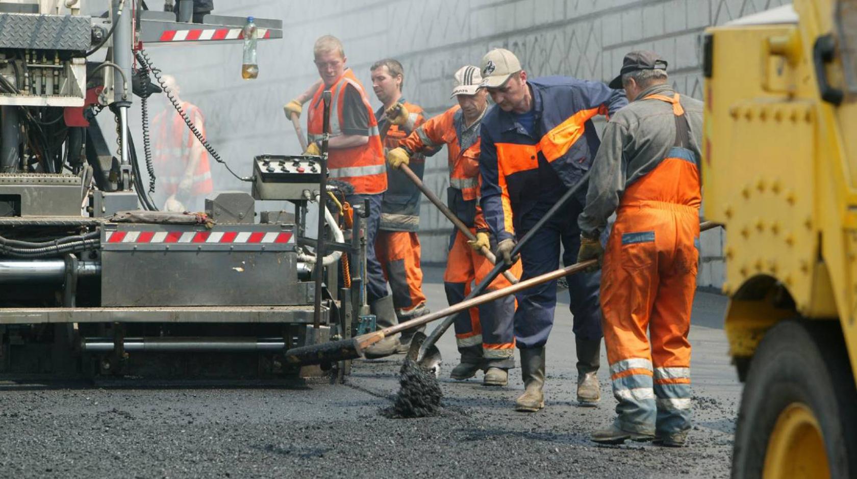 Курские дорожники подвели итоги ремонта дорог
