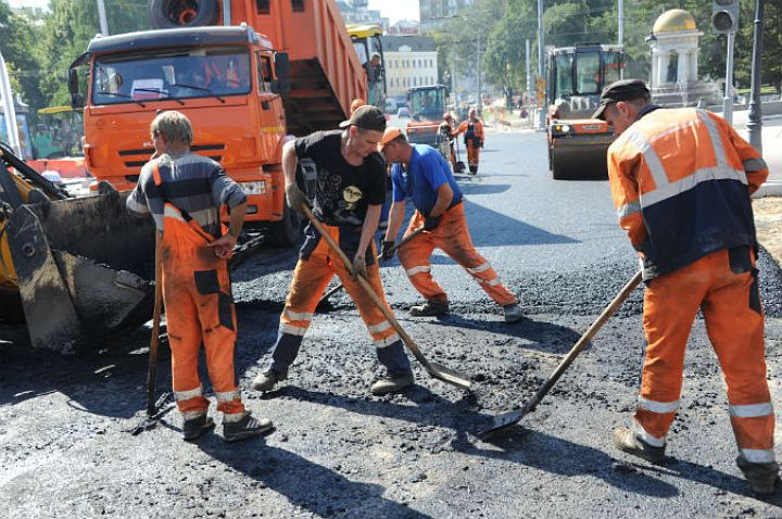 Среди курских ремонтников дорог проведут конкурс профмастерства