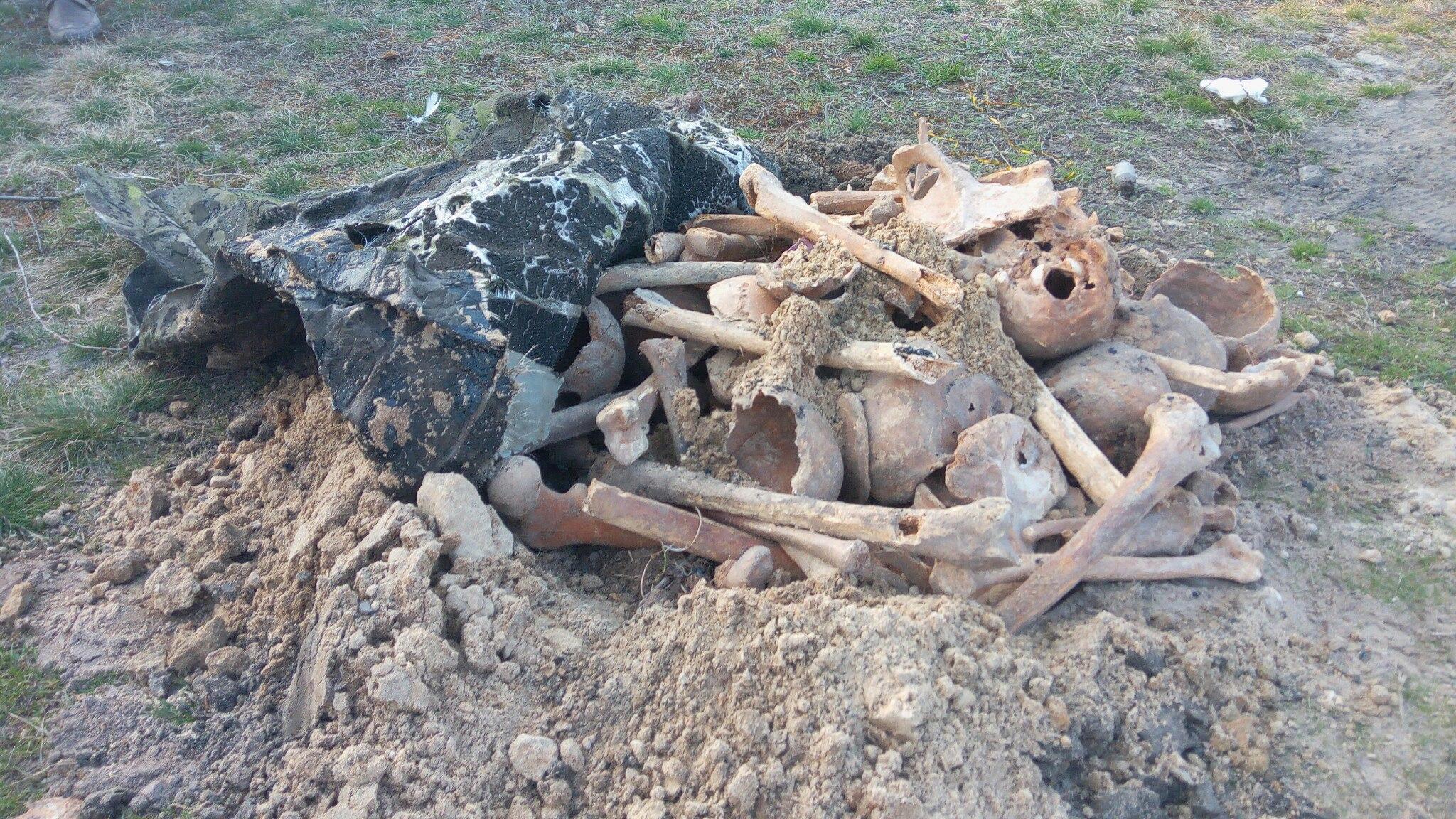 Под Курском нашли вековые захоронения