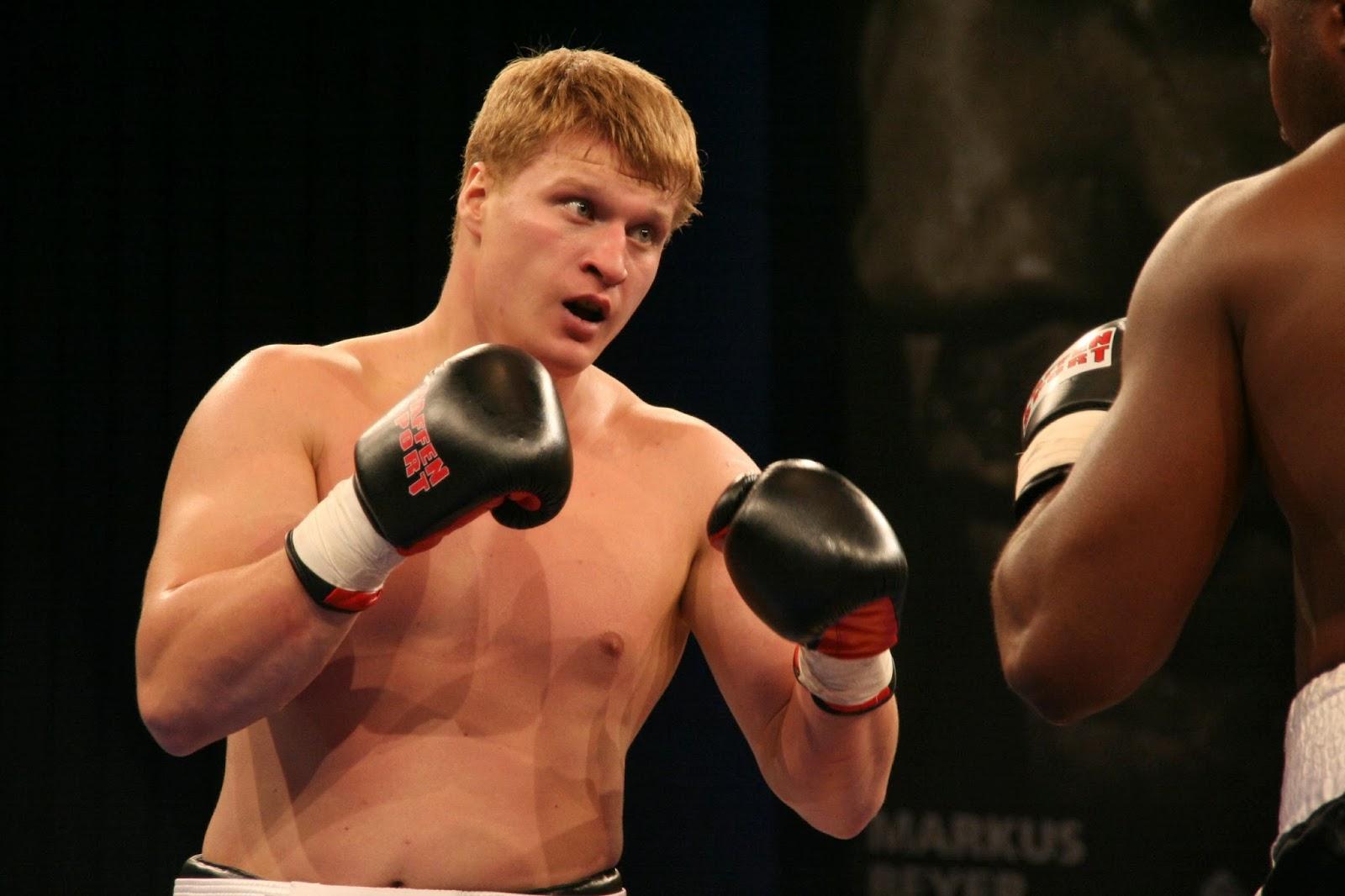 Курский боксер Александр Поветкин выйдет на ринг 1 июля
