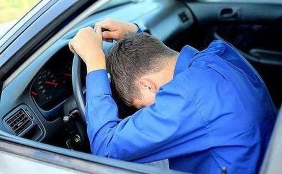 В Курске пьяный водитель угнал машину у друга