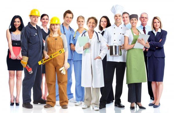 В России названии самые востребованные профессии