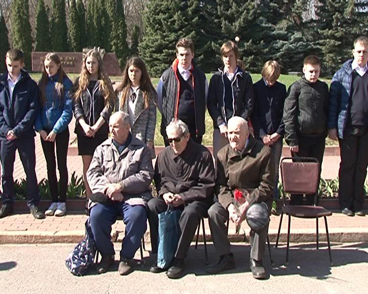 В Курске вспомнили день освобождения узников фашистских концлагерей