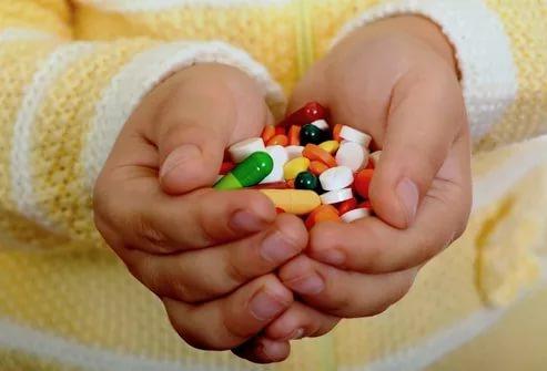 В Курской области перепутали лекарства, ребёнок попал в реанимацию