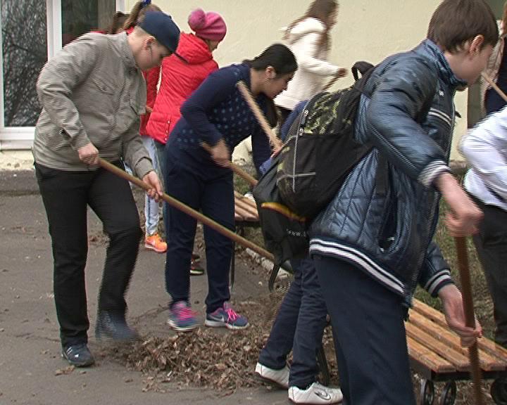 В Курских школах могут возродить трудовое воспитание