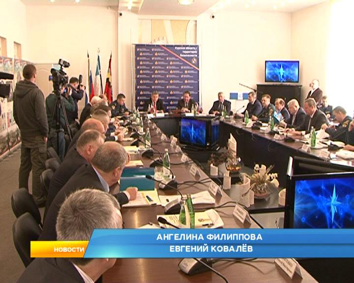 Курская область поделится опытом по обеспечению защиты населения
