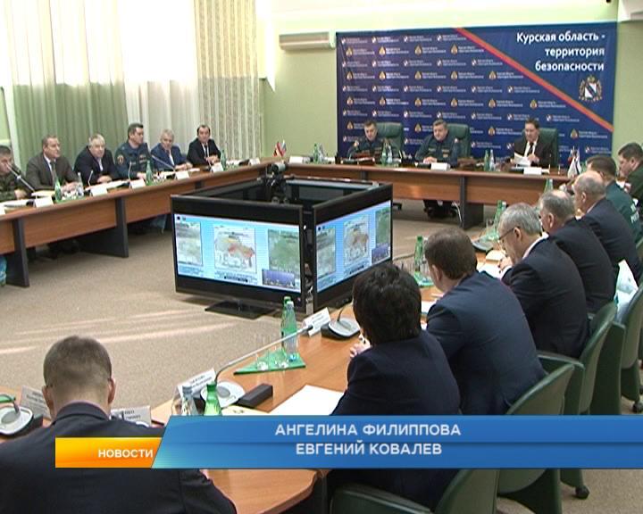 В Курской области завершился масштабный учебно-методический сбор