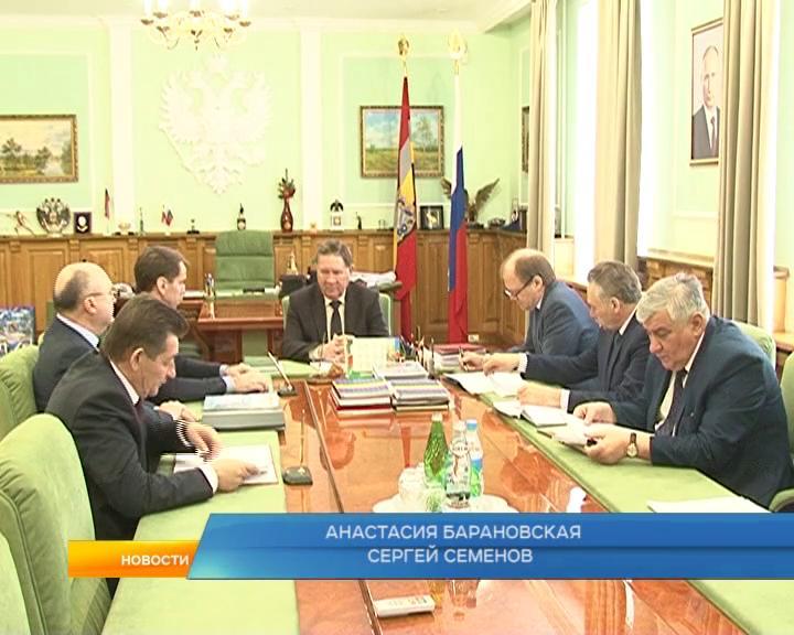 Администрация Курской области продолжит сотрудничество с инвестором сахзавода в Любимовке