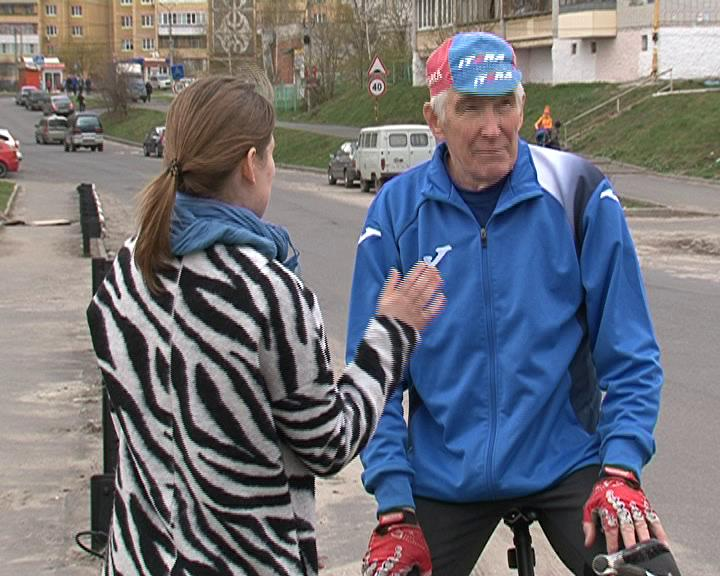 Велопространство в Курске: есть или нет?