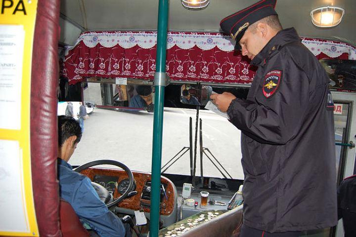В Курской области названы маршруты с перевозчиками-нелегалами