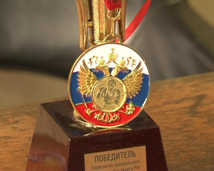 Сборная Курской области по боксу впервые выиграла общекомандный зачет первенства ЦФО