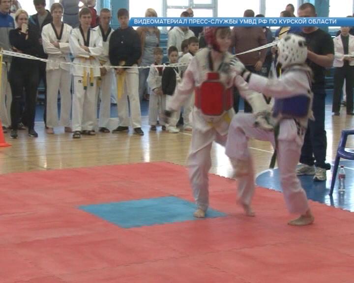 В Курске завершился турнир по тхэквондо
