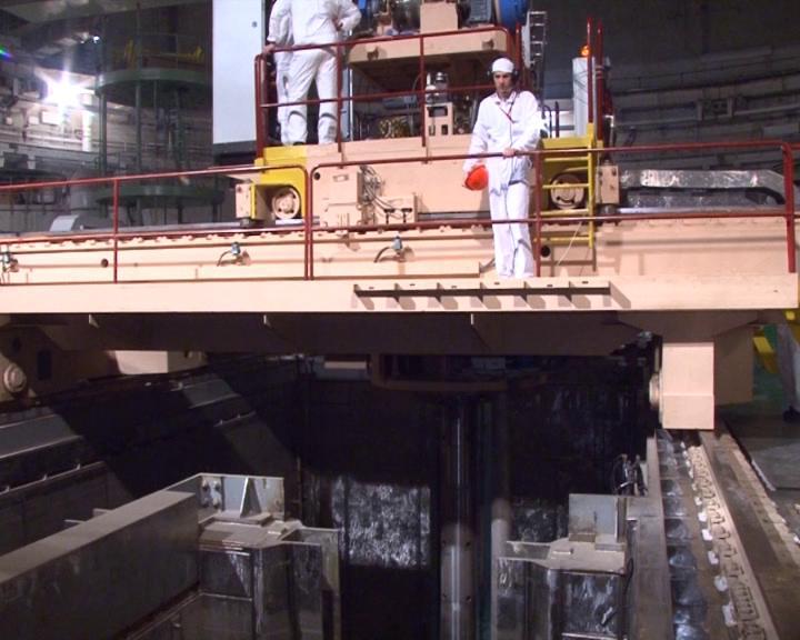 Оборудование Ростовской АЭС проверяют на прочность