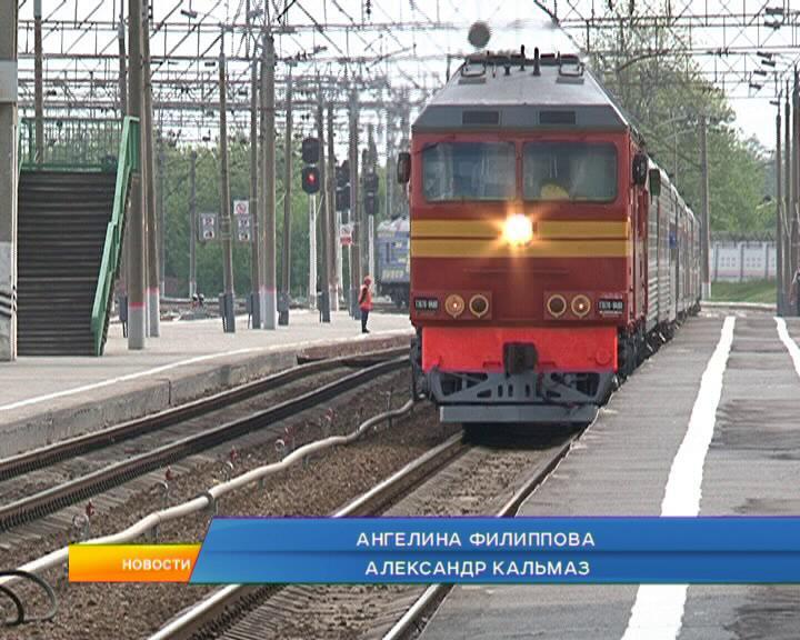 В Курске побывал агитпоезд ЛДПР