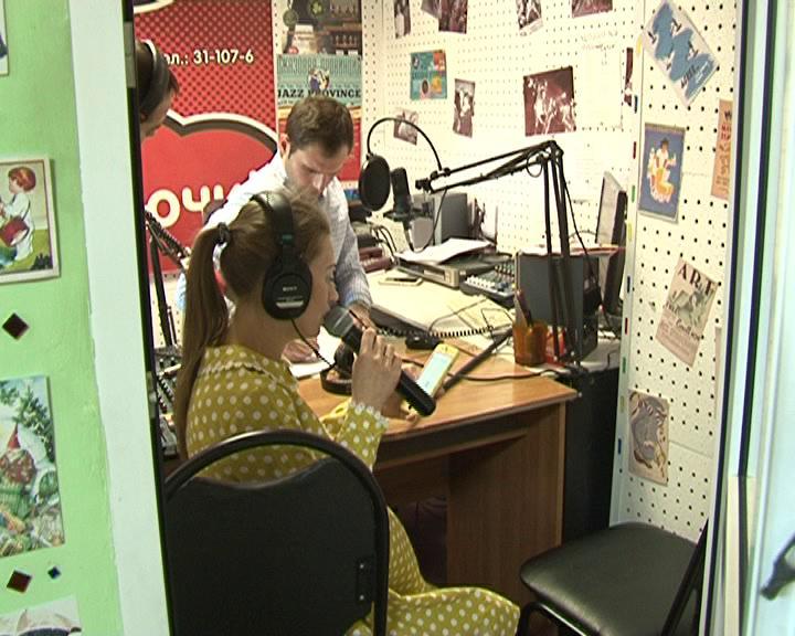 Курский Серебряный дождь отметил юбилей концертом в прямом эфире