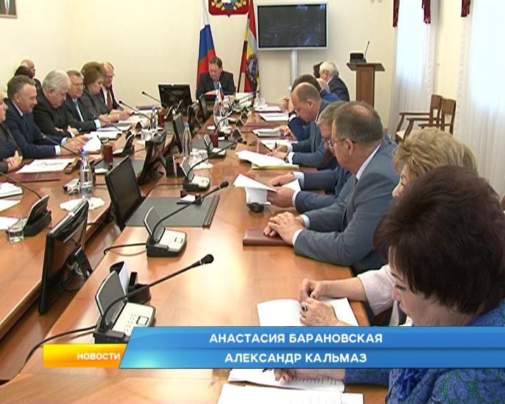 Госдолг Курской области - минимальный по сравнению с соседними регионами