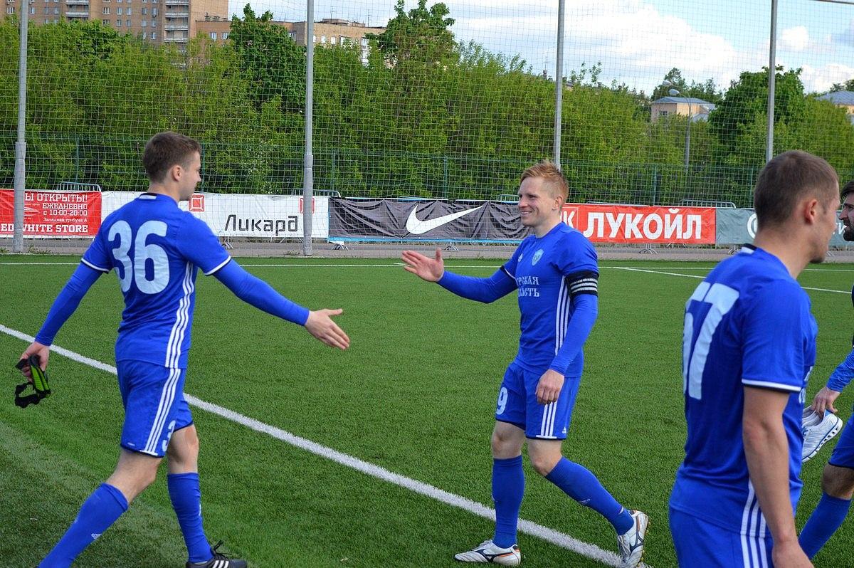 Курский Авангард сыграл вничью с Торпедо (Москва)