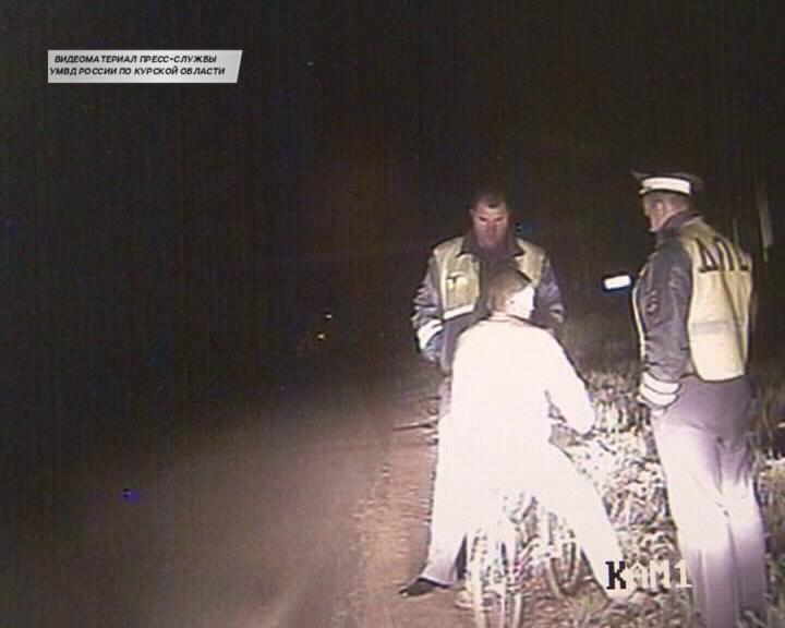 Курянин украл детский велосипед, чтобы уехать на нём из города