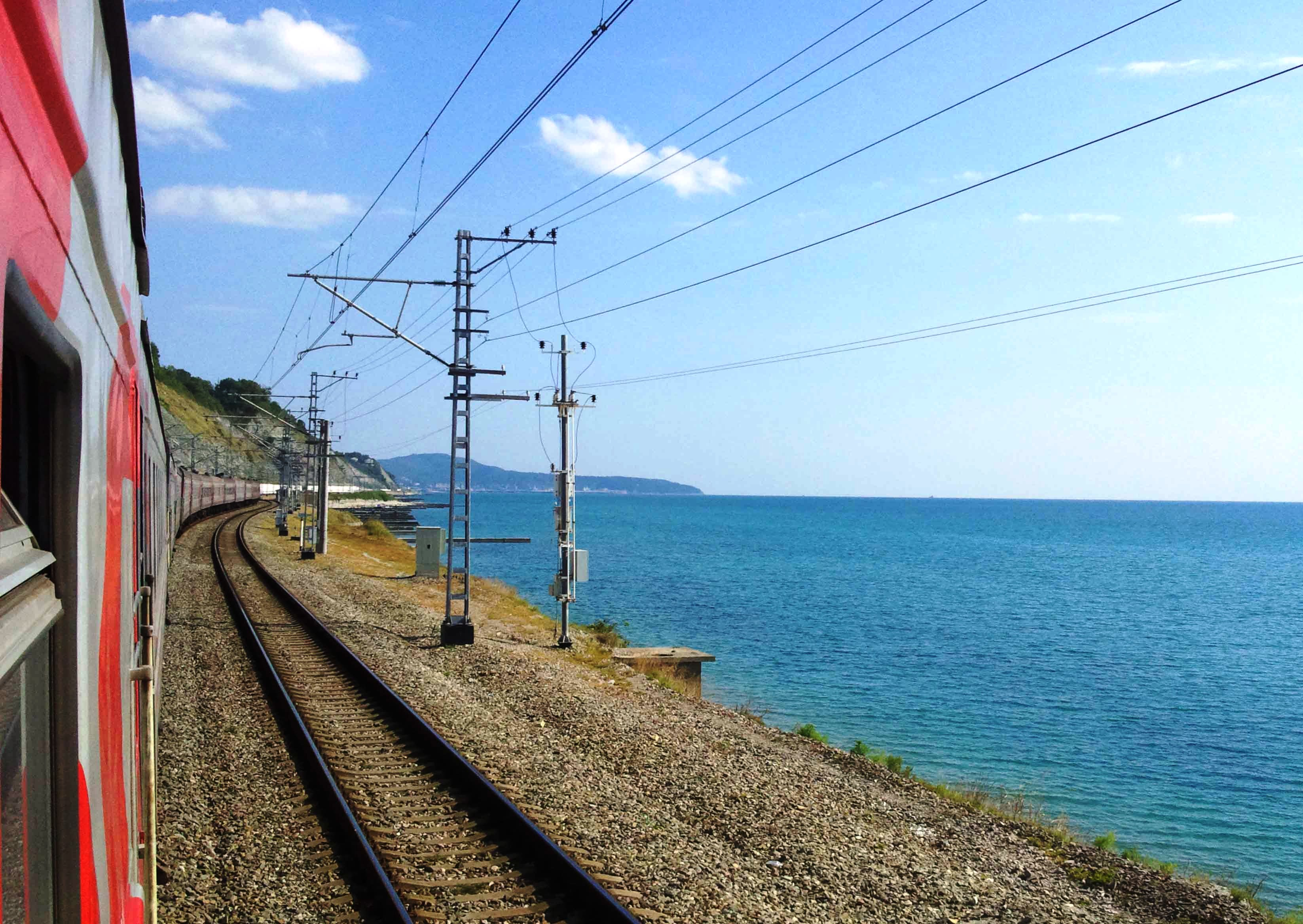 Через Курск пустят дополнительные поезда на Черное Море