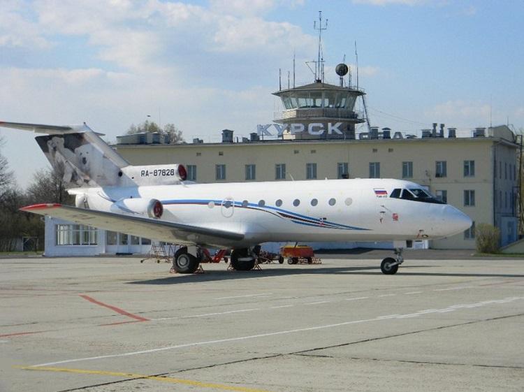 В Курске хотят восстановить авиарейс в Минводы