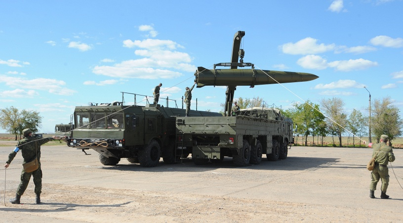 Курским ракетчикам на вооружение поступят «Искандеры»