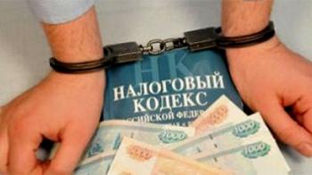 Курский предприниматель обвиняется в неуплате налогов