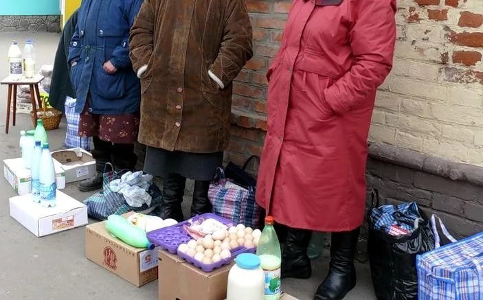 Курских незаконных торговцев оштрафовали на полмиллиона