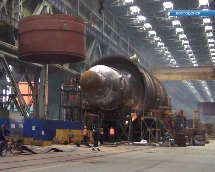 Специалисты волгодонского Атоммаша обновили производственные рекорды