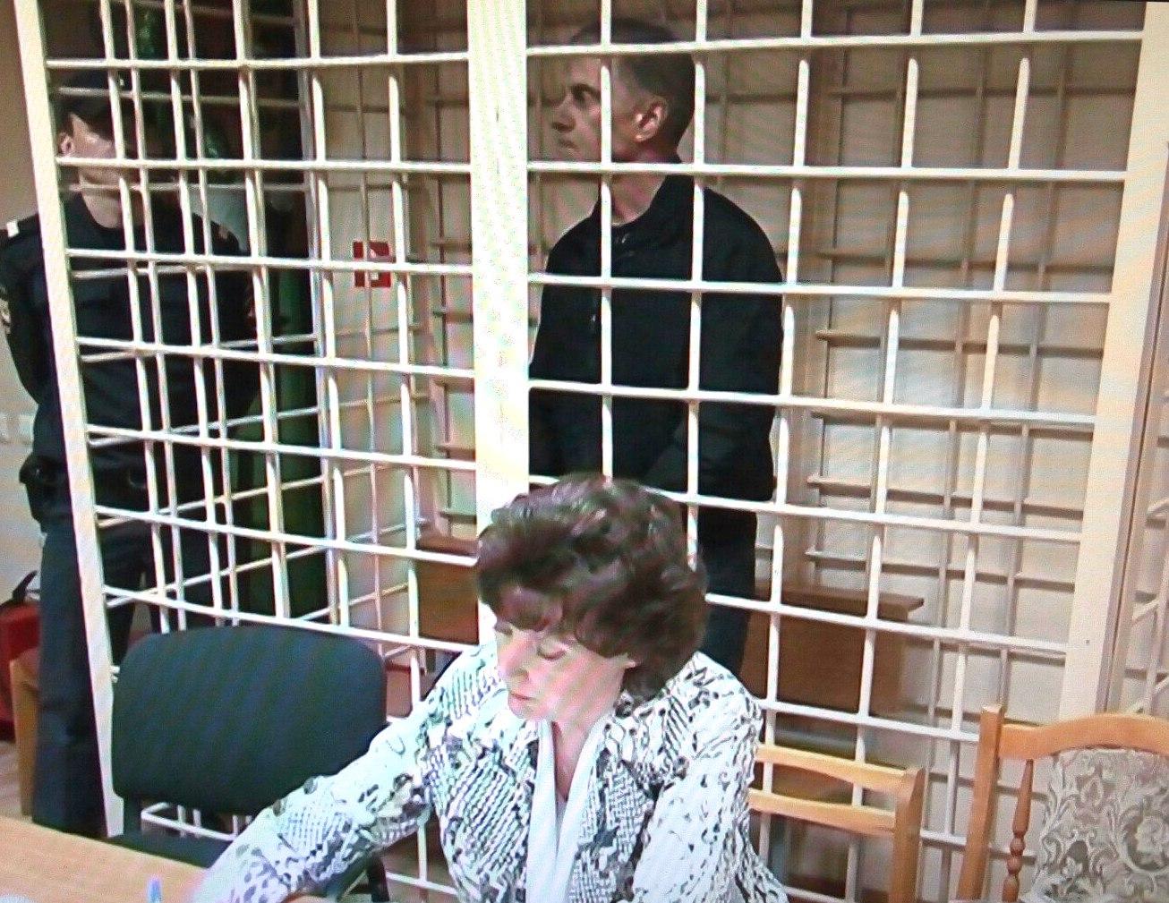 Замглавы администрации Курска Зайцева  доставили в суд