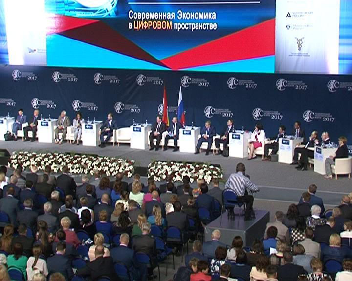 Александр Беглов: Форум набирает очень большую динамику