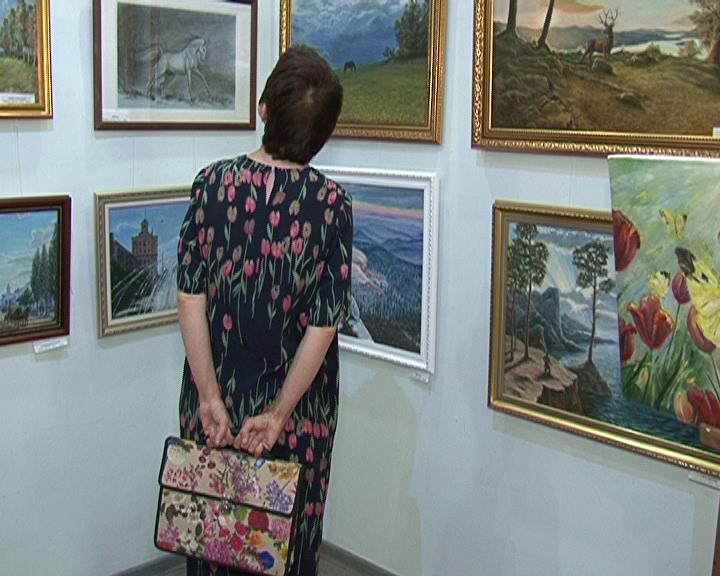Тишина в понимании живописца Андрея Семёнова. В АЯ новая экспозиция
