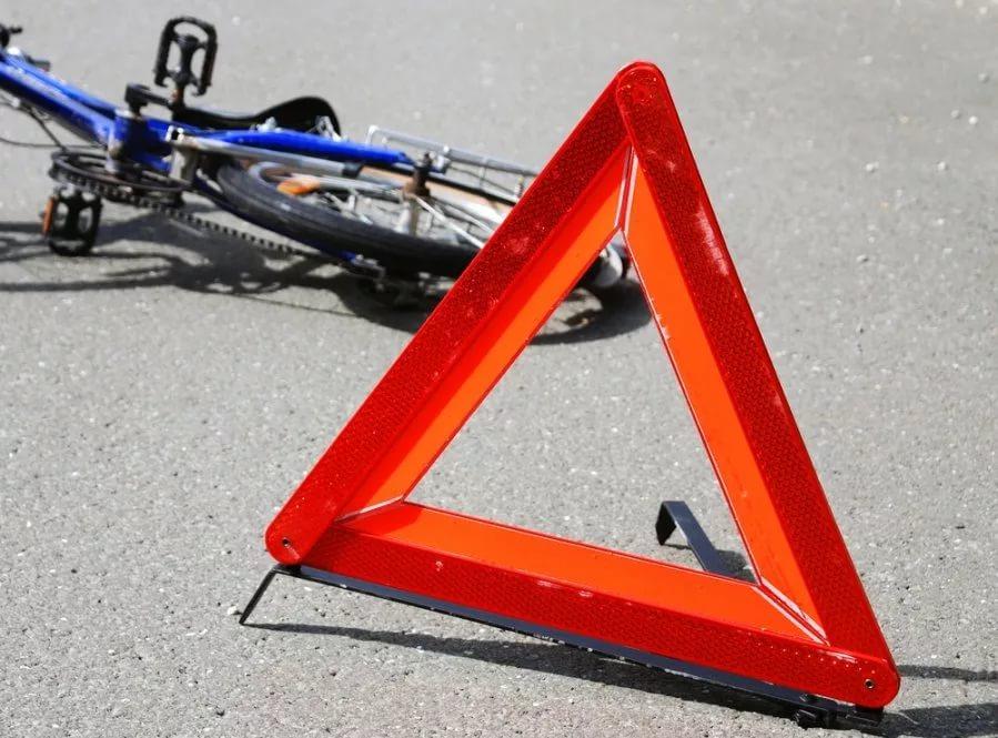 В Курской области Ока сбила юного велосипедиста