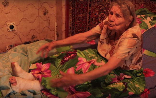 Курянин вытащил 99-летнюю женщину из залитой кипятком квартиры