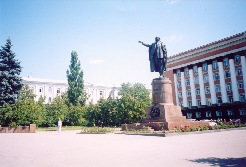 Ели на Красной площади возможно заменят на другие деревья.