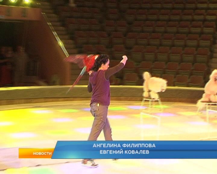 В Курском цирке готовится новое шоу