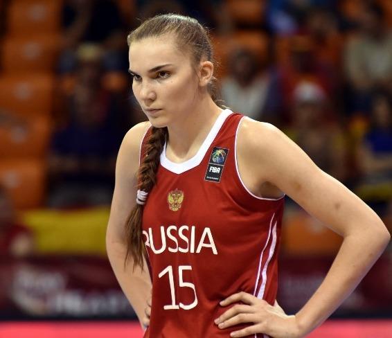 Курские баскетболистки сыграют на первенстве мира