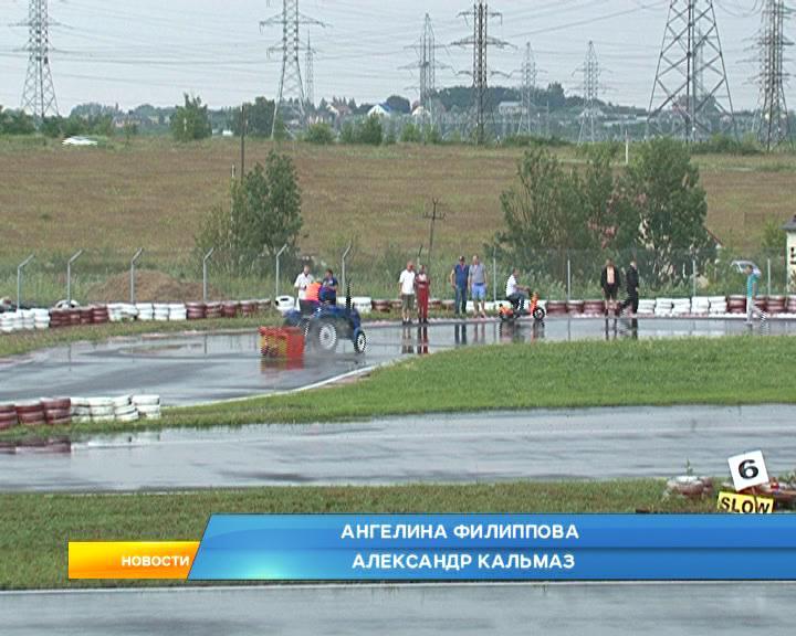 В Курске прошел четвертый этап Чемпионата и Первенства Черноземья по картингу