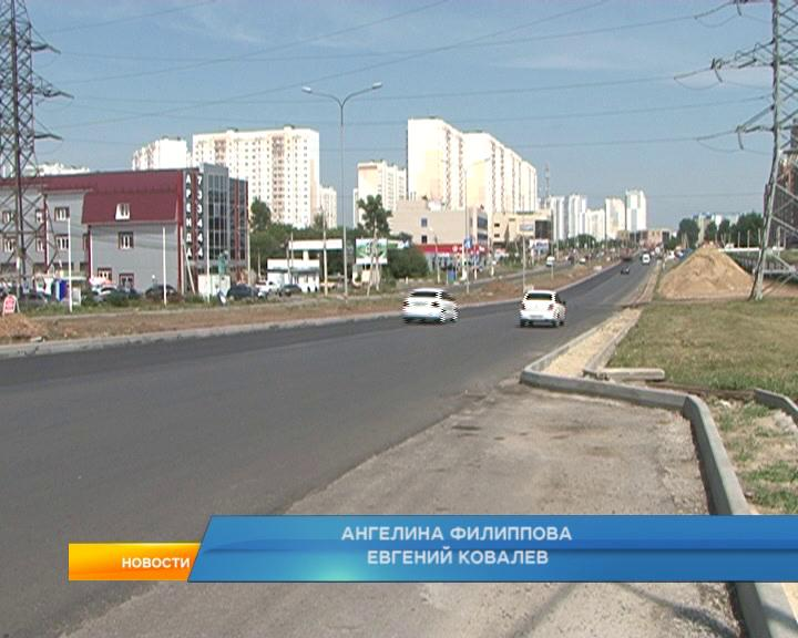 В Курске на проспекте Клыкова  продолжаются масштабные ремонтные работы