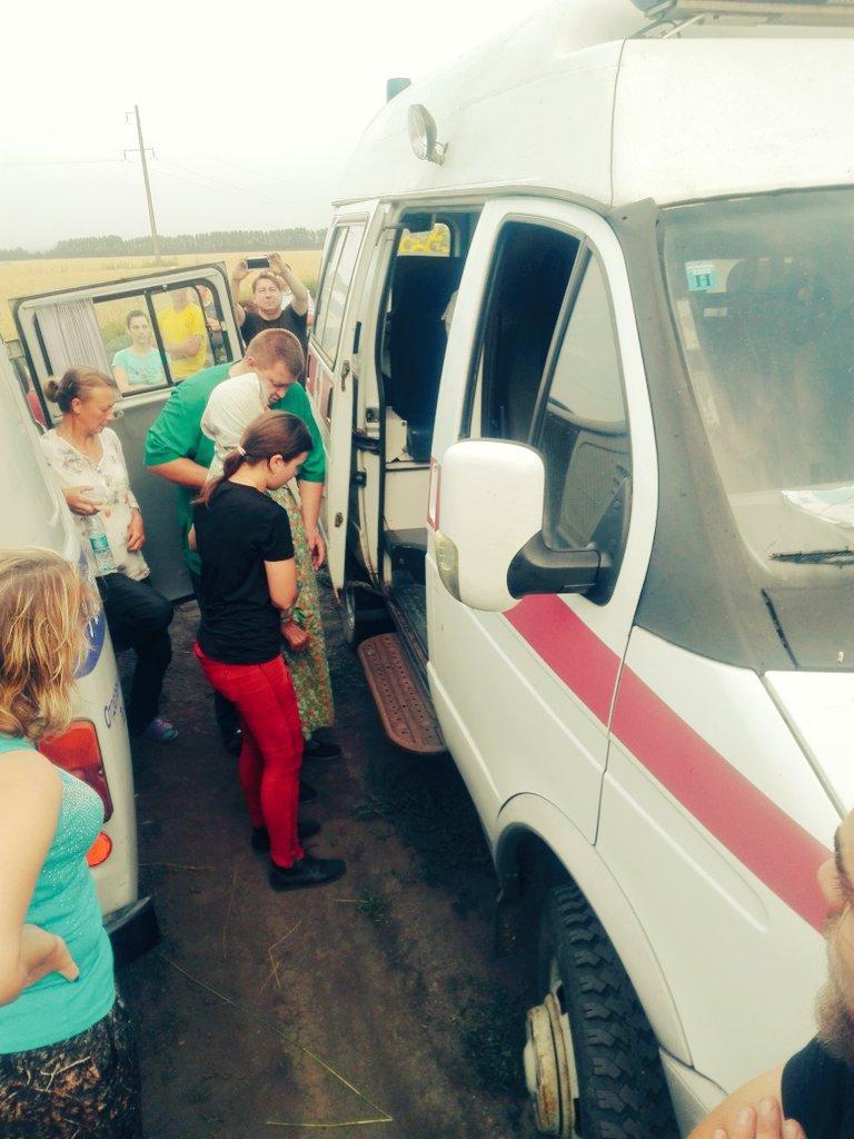 В Курской области нашли потерявшуюся 77-летнюю старушку