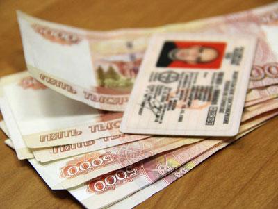 «Помогавший» с выкупом водительских прав курянин идет под суд