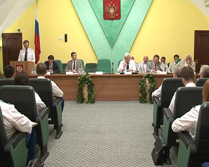 Курские прокуроры отчитались о проделанной работе