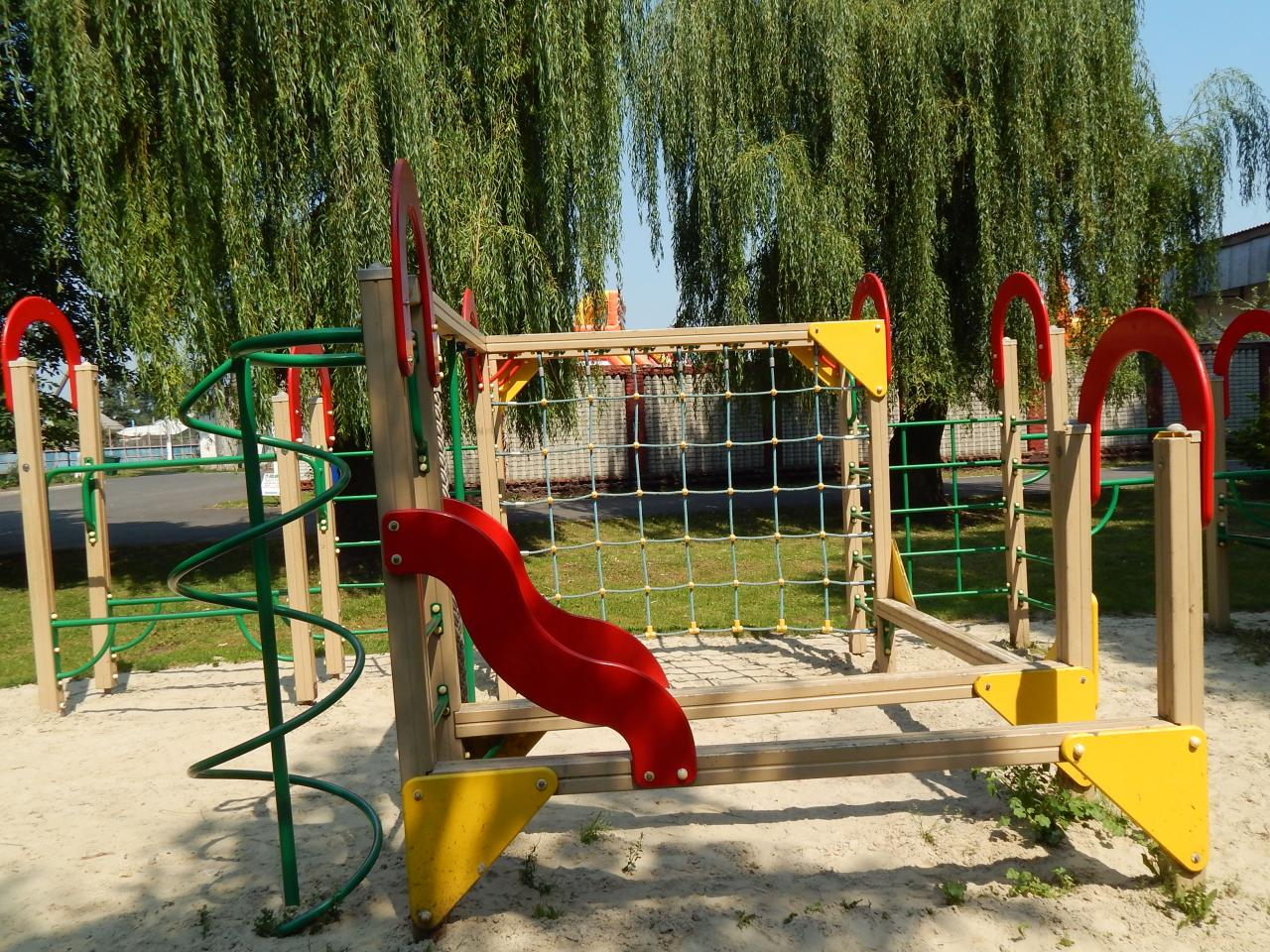 В Курской области закончили реконструкцию парка им.М.Горького