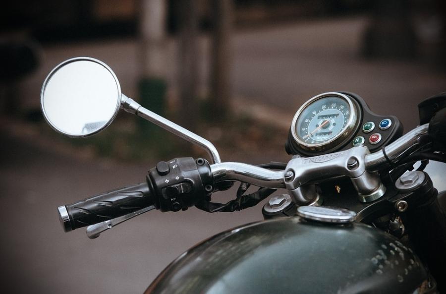 Курский подросток увидел чужой мотоцикл и забрал себе