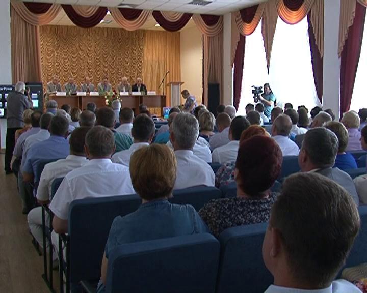 В Курской области обсудили вопросы развития сельских территорий