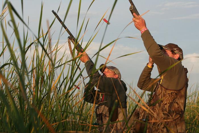 Курянам напомнили о спецразрешении на охоту в приграничной зоне